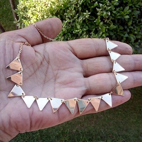 Shocker Gold Triângulos