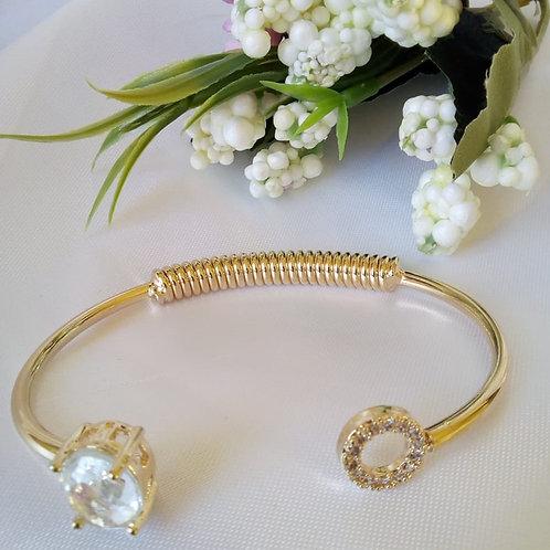 Bracelete com Pedras
