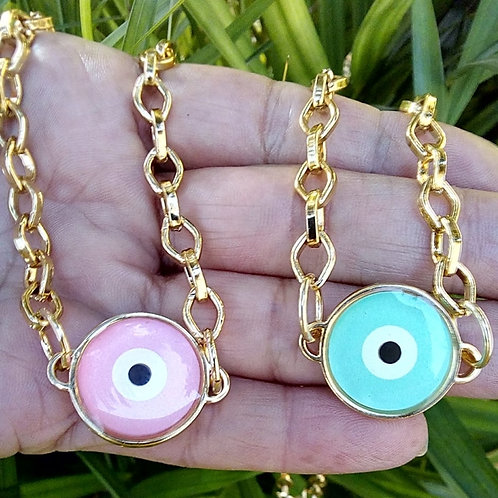 Colar Living Eye