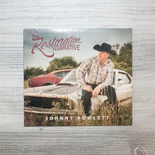 The Restoration Narrative - CD