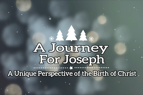 A Journey For Joseph eBook