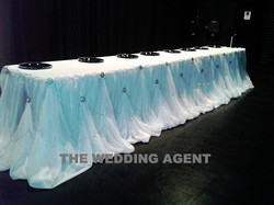 GLAM Crystal Table