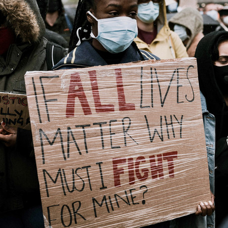 What is the proper way to be an Ally for the BLM Movement?