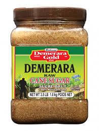 Demerara Cane Sugar (3.5lb)