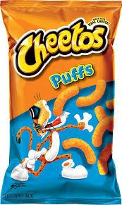 Cheetos Puffs Cheese