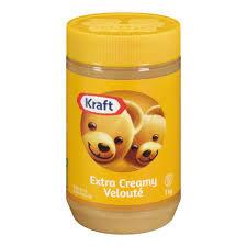 Karft Peanut Butter Creamy (L)