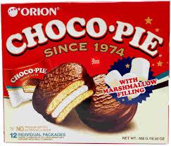 Orion Chocolate Pie
