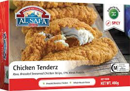 AL SAFA Chicken Tenderz