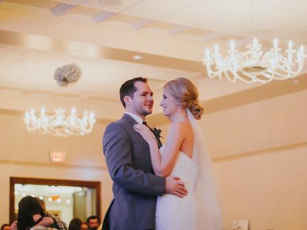1. novomanželský tanec – výber skladby
