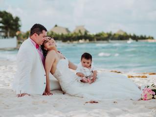 Rafael y Gisell - Boda de Destino - Iberostar Paraíso Lindo - Riviera Maya - Destination Wedding - F