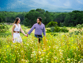 Beatriz y Beto - Save The Date - Sesion Previa de Boda - Wedding Photography - Saltillo