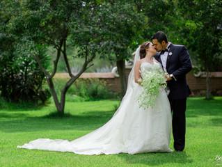 Martha y Jorge - Los Encinos - Fotografía de Boda Saltillo - Monterrey