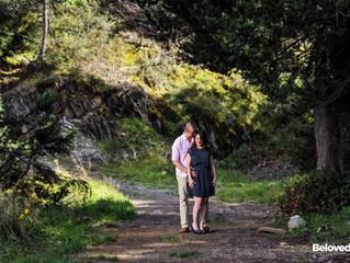 César y Mariana | Engagement Session | Bosques de Monterreal | Boda | Wedding Session | Destination
