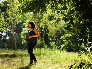 Esperando a José Carlos - Sesión de Embarazo de Deb y Carlos