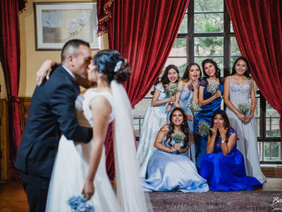 Marián y Misael - Sesión de Boda - Wedding Session - Quinta San José