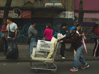 Solamente una vez - Siguiendo a Don José en la CDMX -  Proyecto del Foundry Photojournalism Workshop