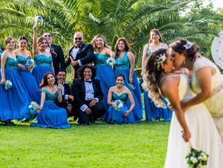 Brenda y Paty - Boda Completa - Full Wedding - Fotoperiodismo de Boda - Quinta El Secreto - Saltillo