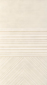 Porcelain Tile, mosaic muretto colot cotton. ivory