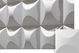 Porcelain Tile, mosaic muretto colot cotton. ivory