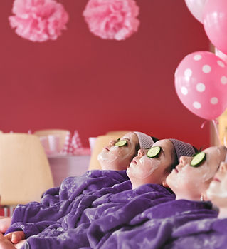 Kids Spa Party