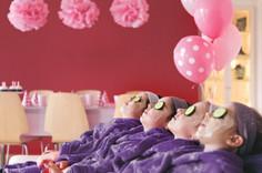 Festa de Spa para Crianças