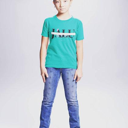 Jalu Collection Kidz Girl T-shirt