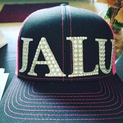 Women JALU Bling Baseball Cap