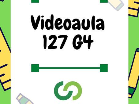 Videoaula 127 G4 Educação Infantil