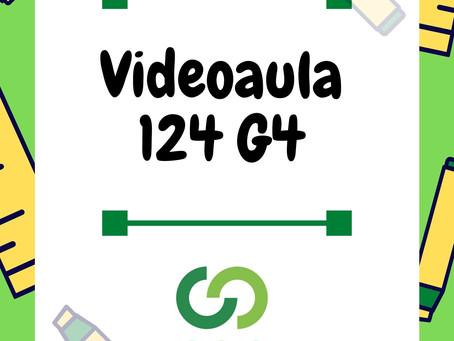 Videoaula 124 G4 Educação Infantil