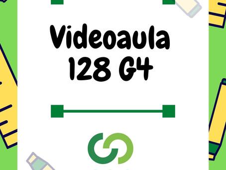 Videoaula 128 G4 Educação Infantil