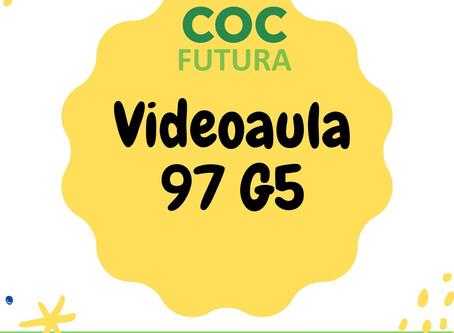 Videoaula 97 G5 Educação Infantil