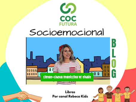 Libras Socioemocional Educação Infantil