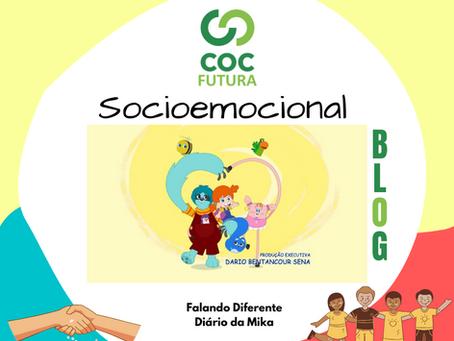 Falando Diferente Socioemocional Educação Infantil