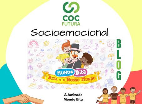 A Amizade                      Socioemocional Educação Infantil