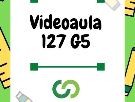 Videoaula 127 G5 Educação Infantil