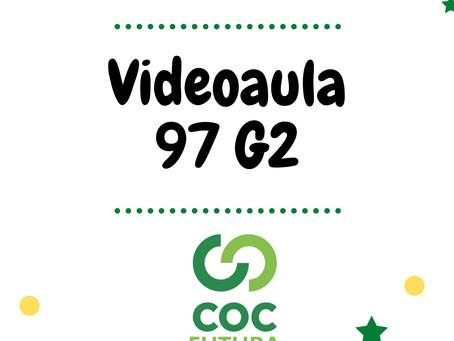 Videoaula 97 G2 Educação Infantil