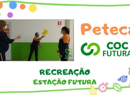 Peteca Recreação Educação Infantil