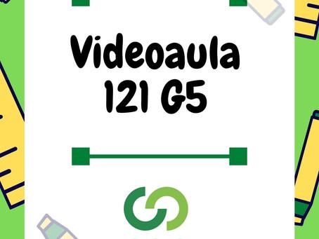 Videoaula 121 G5 Educação Infantil