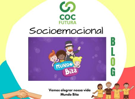 Vamos alegrar nossa vida         Socioemocional Educação Infantil