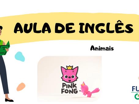 Animais Inglês Educação Infantil