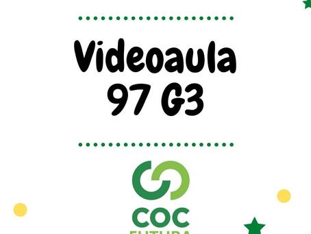 Videoaula 97 G3 Educação Infantil