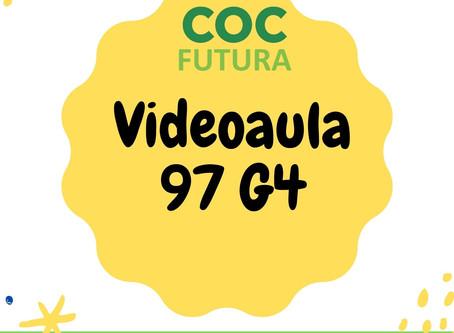 Videoaula 97 G4 Educação Infantil