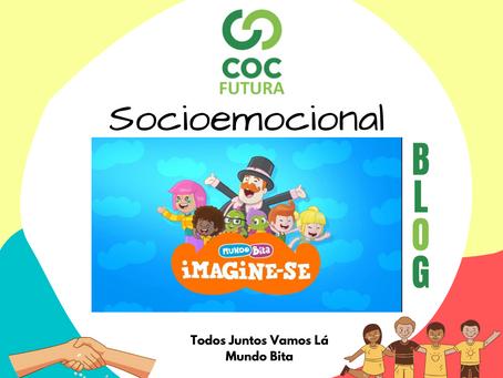 Todos juntos vamos lá! Socioemocional Educação Infantil