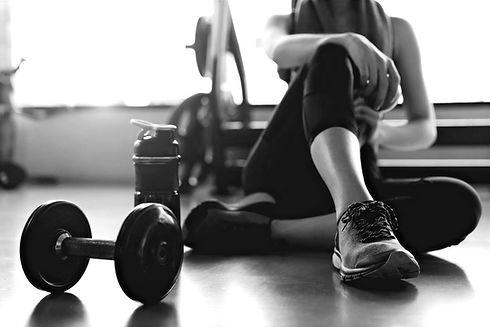 Sonja Belle exercise