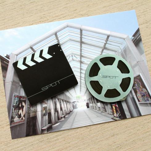 光點華山藝術電影館 雙面磁鐵
