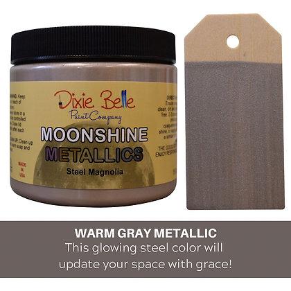 Dixie Belle Moonshine Metallic - Steel Magnolia