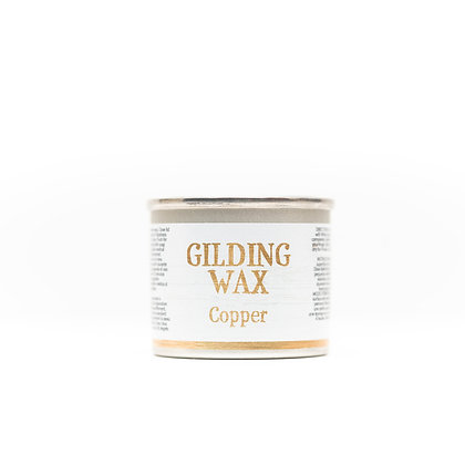Gilding Wax - Copper
