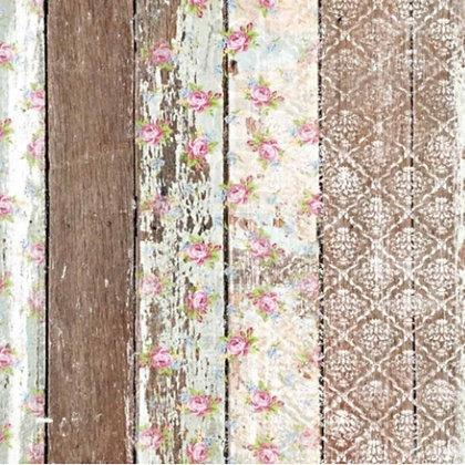 DB Rice Paper - Pallet Wood Pattern