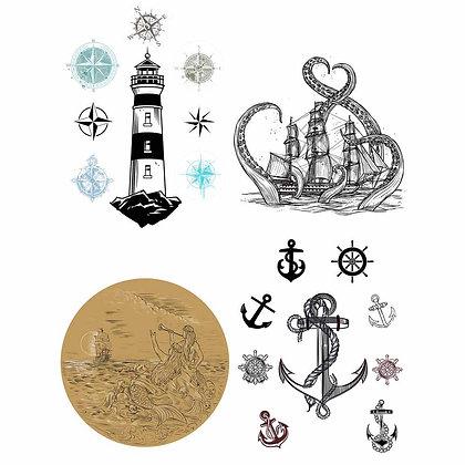 DB Transfer - Nautical Life