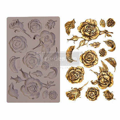 ReDesign Decor Mould - Fragrant Roses